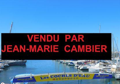 A vendre Le Cap D'agde 3407096952 Abessan immobilier