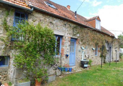 A vendre Maison de campagne Saint Chabrais   Réf 3407097495 - Abessan immobilier