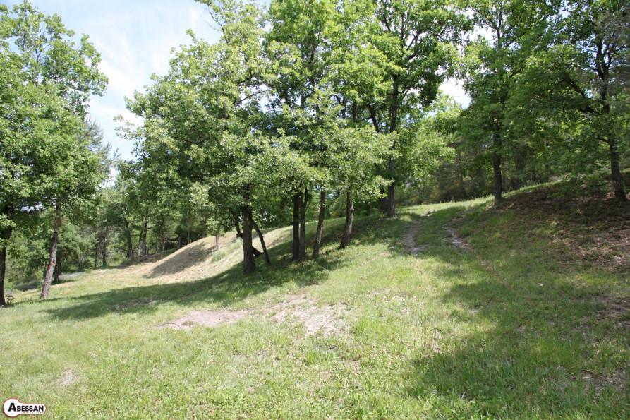 Vente terrain constructible Chateauvieux, 3840m² 161 000€