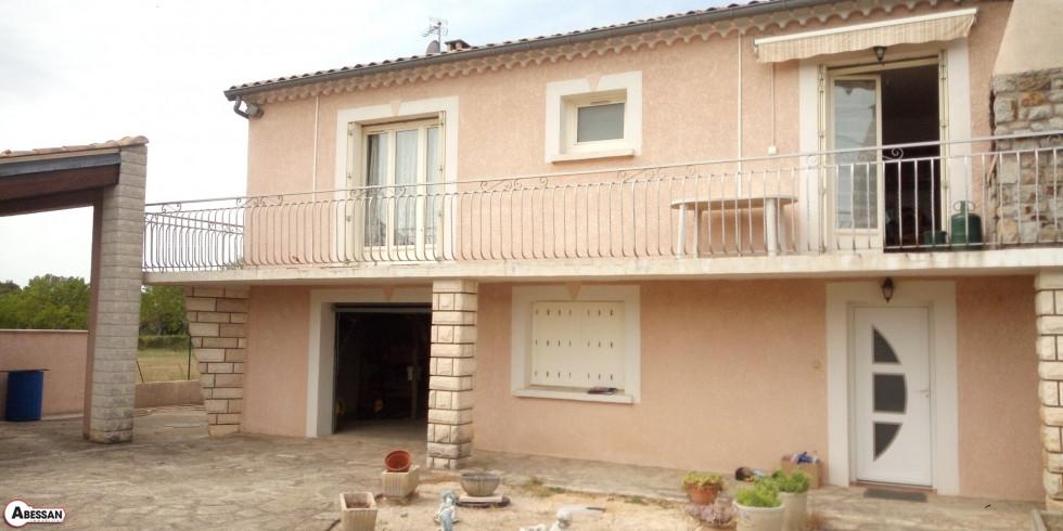 A vendre Saint Julien Les Rosiers 3407098902 Abessan immobilier