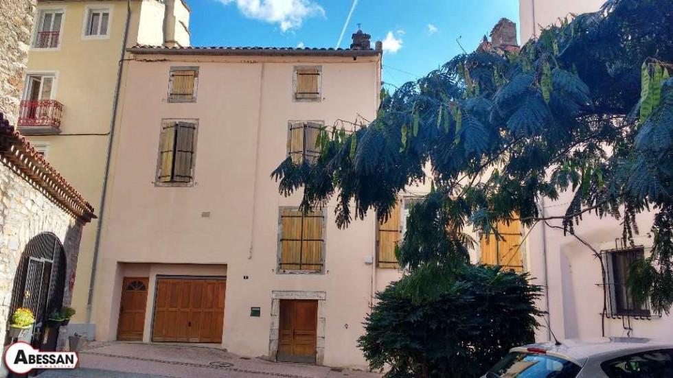 A vendre Saint Pons De Thomieres 340737571 Abessan immobilier