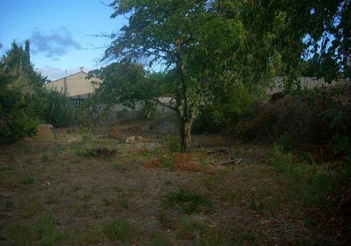 A vendre Terrain constructible Alignan Du Vent | R�f 340761591 - Objectif terrain