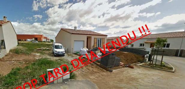 A vendre Servian 340762513 Objectif immo