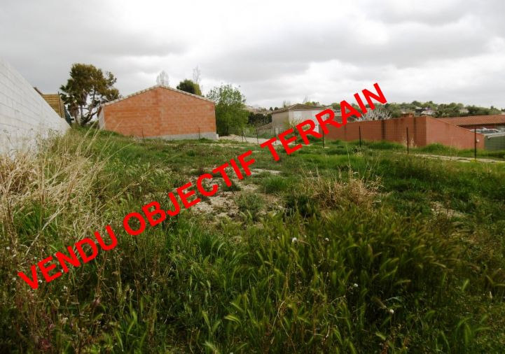 A vendre Terrain constructible Magalas | R�f 340762679 - Objectif terrain