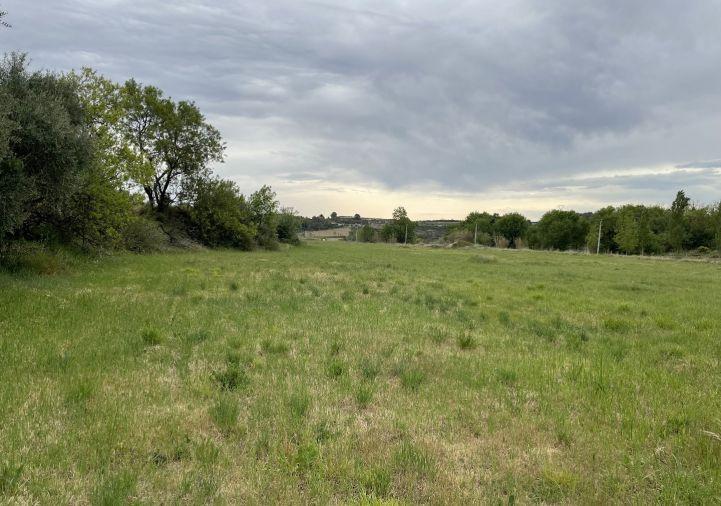 A vendre Terrain constructible Causses Et Veyran | R�f 340762753 - Objectif terrain