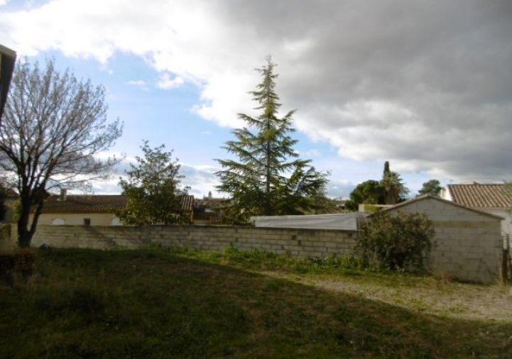 A vendre Terrain constructible Saint Genies De Fontedit   R�f 340762764 - Objectif terrain