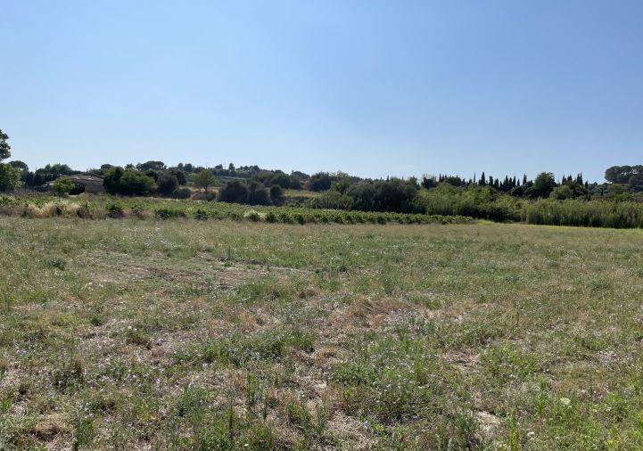 A vendre Terrain constructible Pezenas | R�f 340762768 - Objectif terrain
