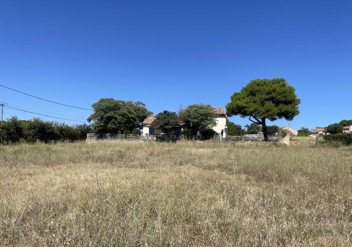 A vendre Terrain constructible Magalas | R�f 340762769 - Objectif terrain
