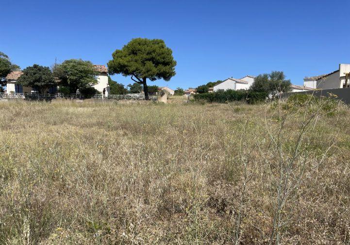 A vendre Terrain constructible Magalas | R�f 340762770 - Objectif terrain