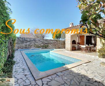A vendre Saint Georges D'orques  340782307 Agence les oliviers