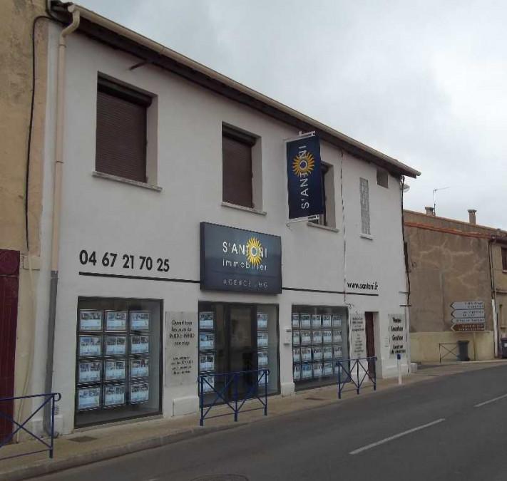 A vendre Vias-plage 3408927603 S'antoni immobilier agde centre-ville
