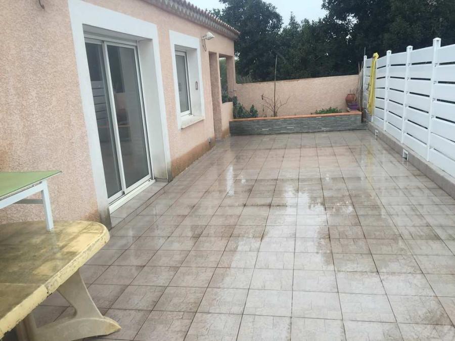 A vendre Saint Thibery 3408927644 S'antoni immobilier agde