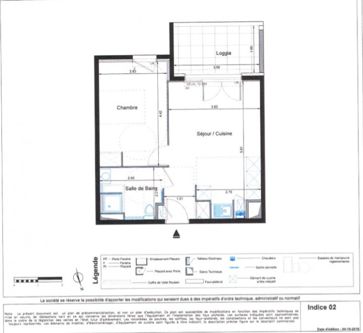 A vendre Sete 3408933691 S'antoni immobilier sète
