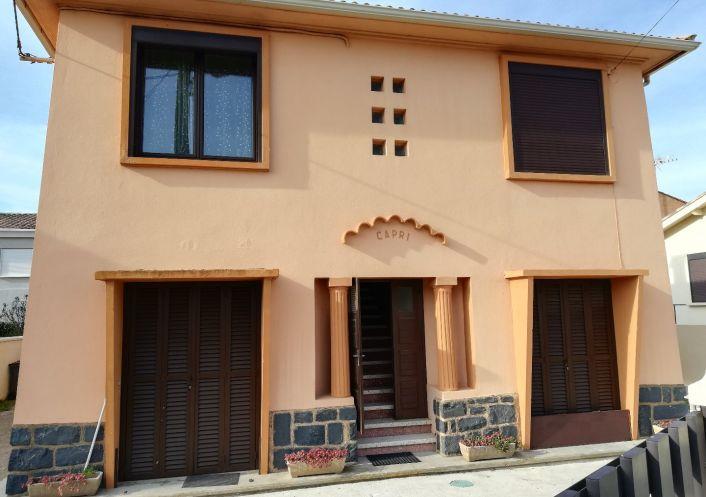 A vendre Portiragnes 3408934139 S'antoni immobilier