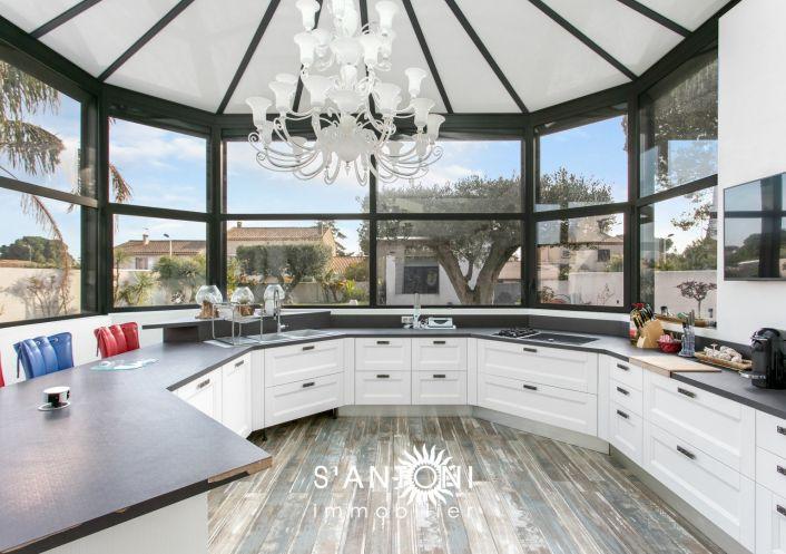 A vendre Maison contemporaine Vias | Réf 3408938520 - S'antoni immobilier jmg