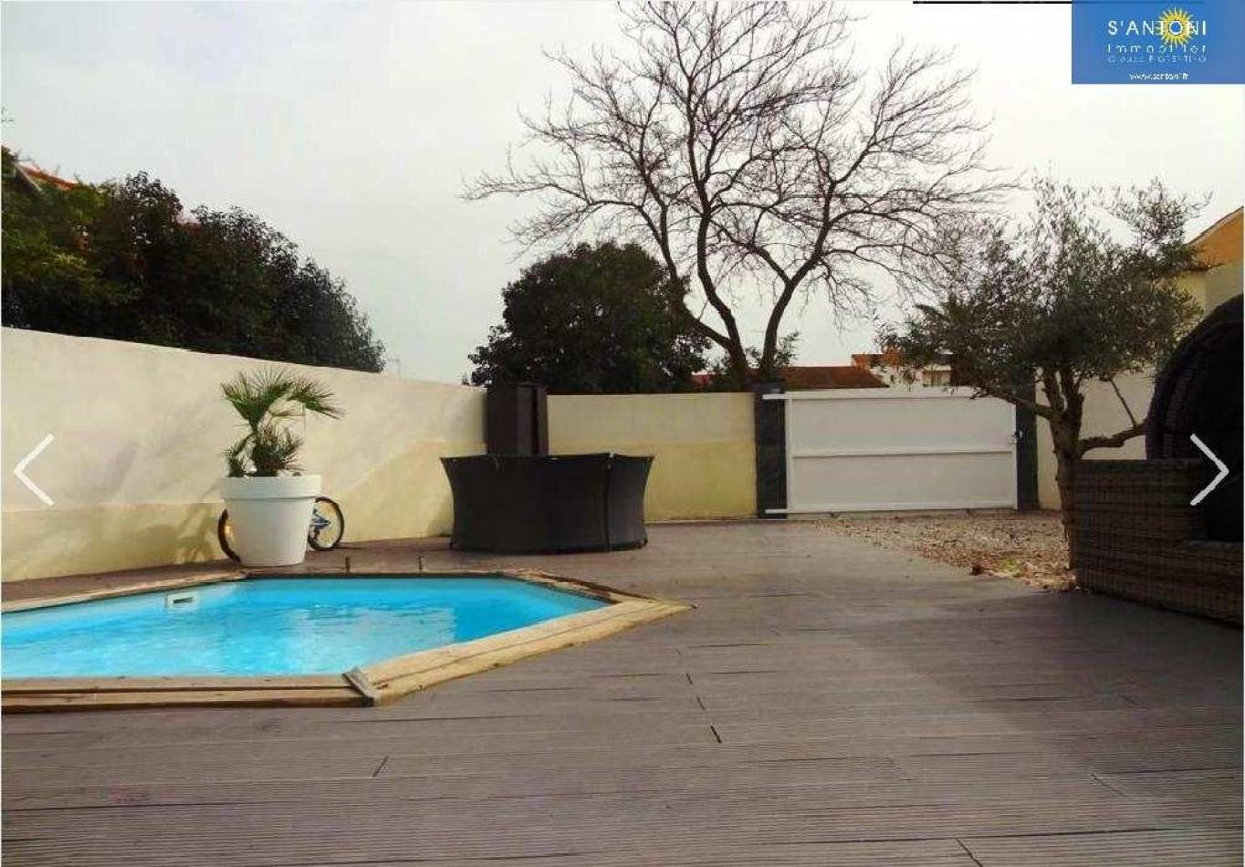 A vendre Agde 3414823307 S'antoni immobilier