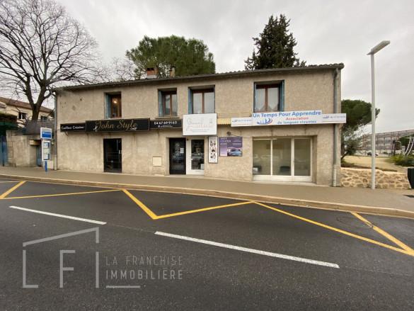 A louer  Saint Jean De Vedas   Réf 340917048 - La franchise immoblière