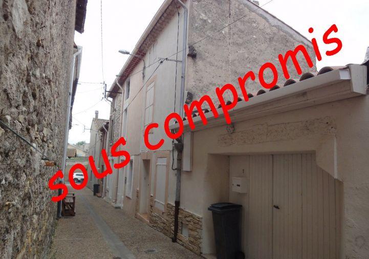 A vendre Maison de village Nissan Lez Enserune | Réf 340921035 - Folco immobilier