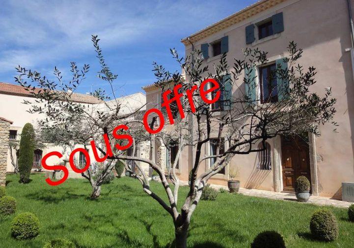 A vendre Maison de village Cazouls Les Beziers | Réf 34092766 - Folco immobilier