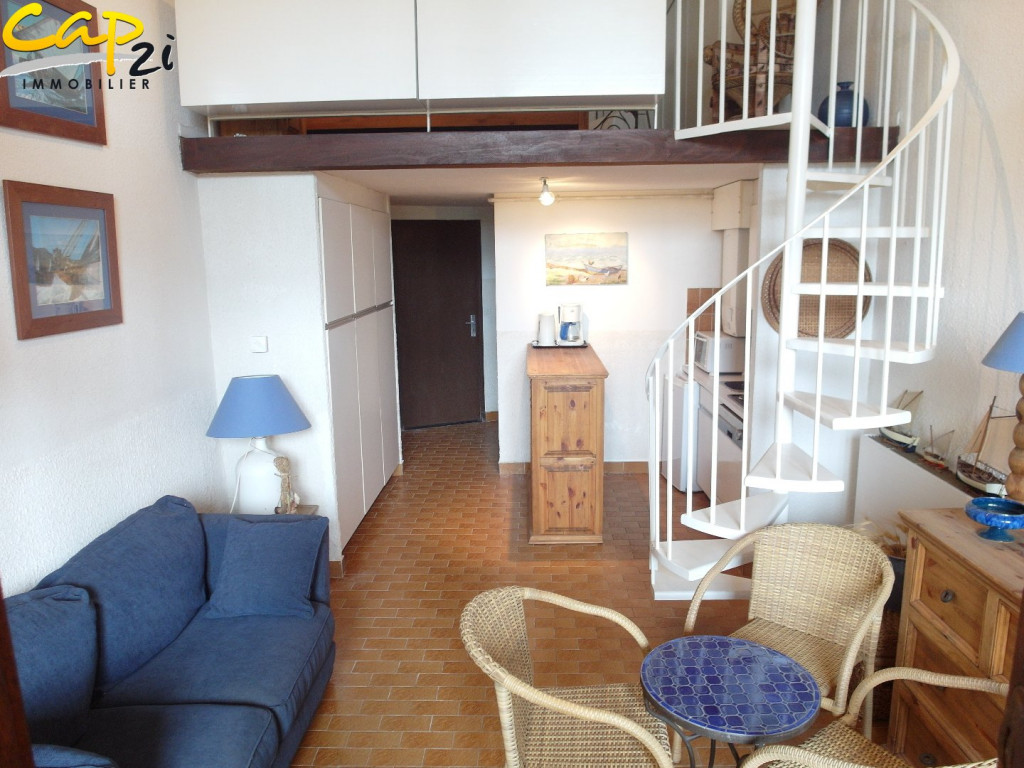 En location saisonnière Le Cap D'agde 340941010 Cap 2i immobilier