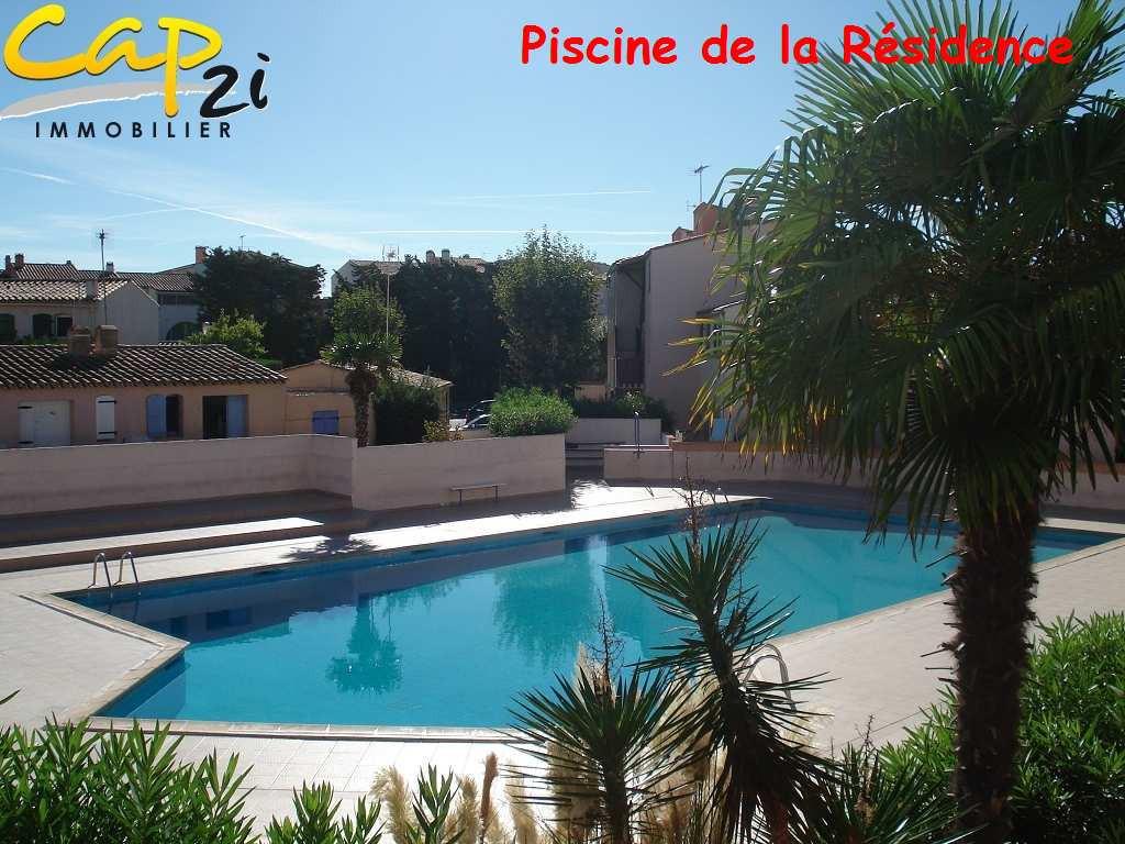 En location saisonnière Le Cap D'agde 340941031 Cap 2i immobilier