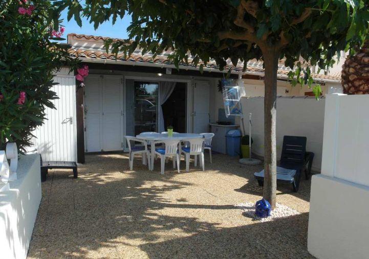 En location saisonnière Le Cap D'agde 340941054 Cap 2i immobilier