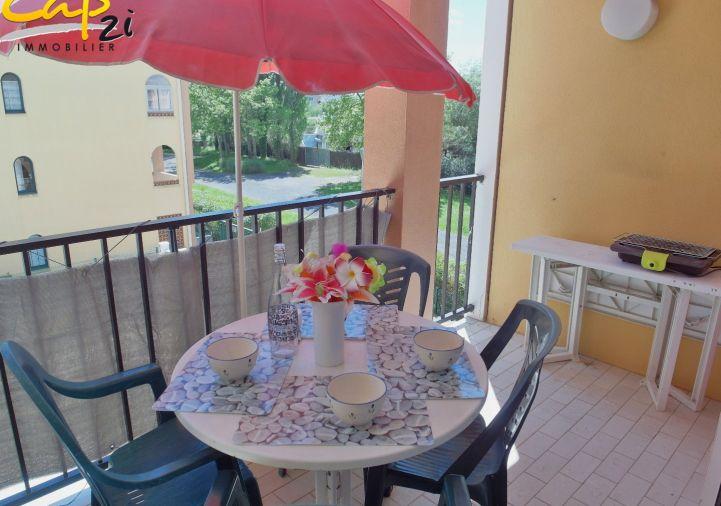 en location saisonnière Appartement en résidence Le Cap D'agde | Réf 340941081 - Cap 2i immobilier