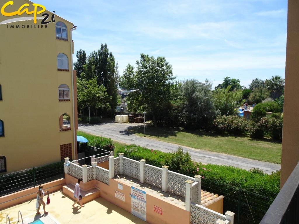 En location saisonnière Le Cap D'agde 340941081 Cap 2i immobilier