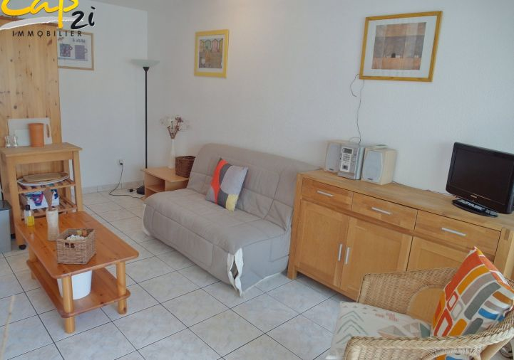 en location saisonnière Appartement en résidence Le Cap D'agde | Réf 340941083 - Cap 2i immobilier