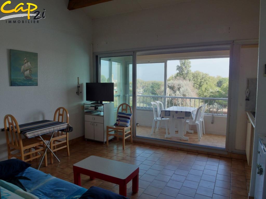 A vendre Le Cap D'agde 340941166 Cap 2i immobilier