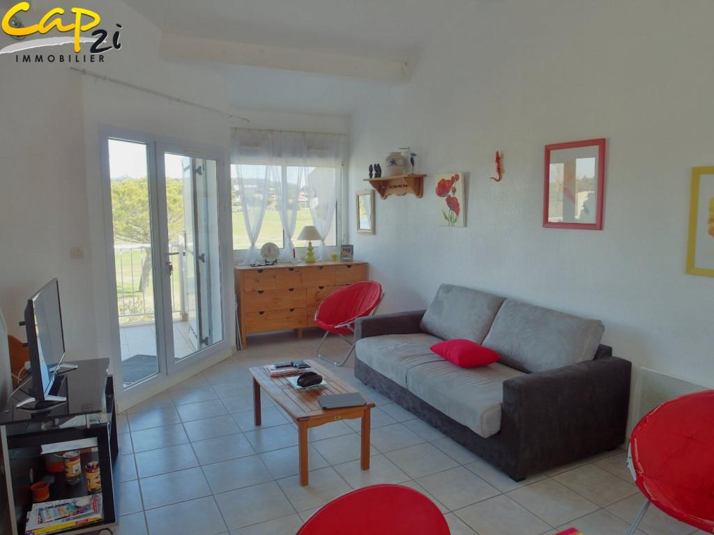En location saisonnière Le Cap D'agde 340941203 Cap 2i immobilier