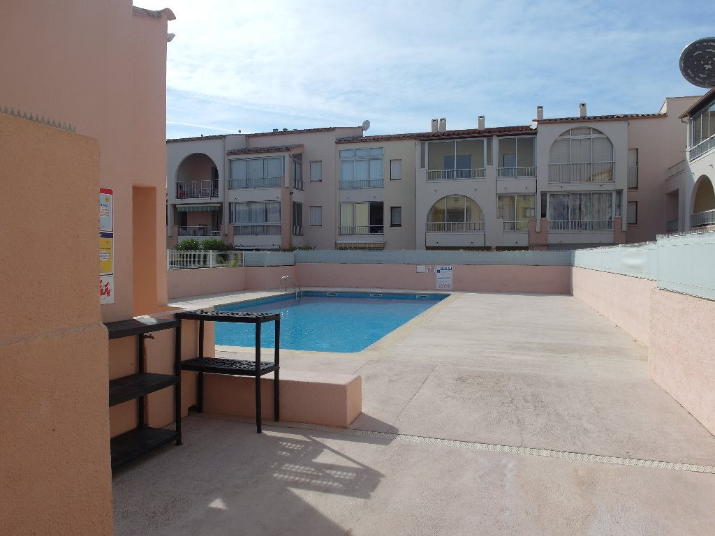 En location saisonnière Le Cap D'agde 340941239 Cap 2i immobilier