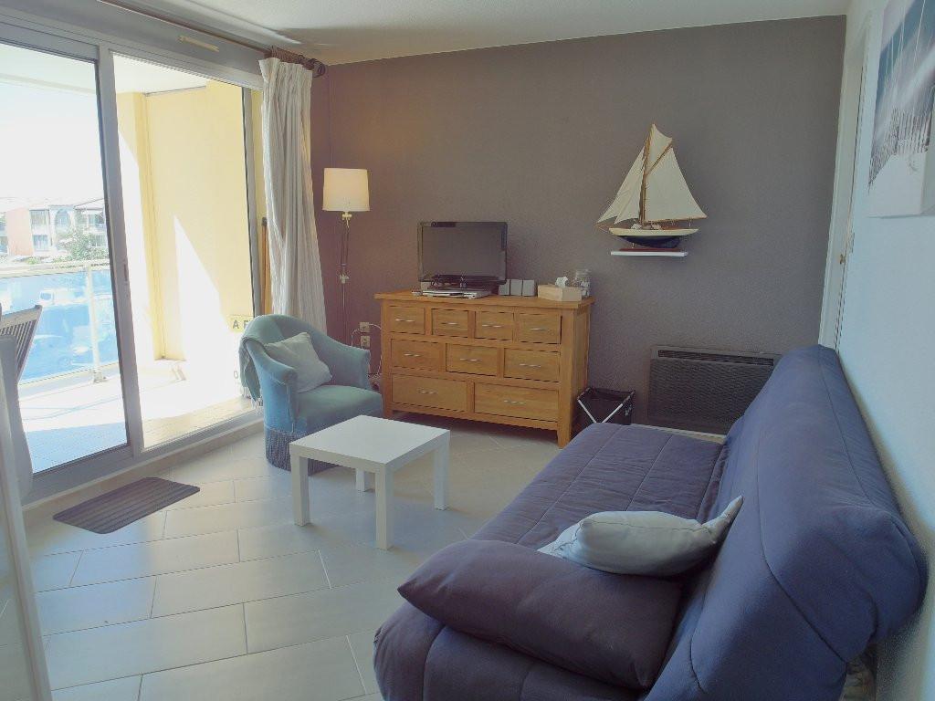 A vendre Le Cap D'agde 340941271 Cap 2i immobilier