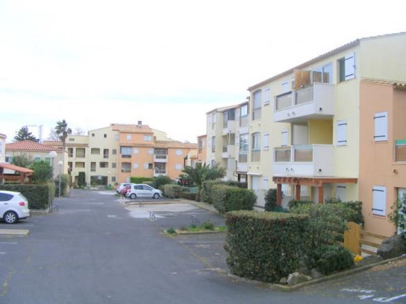 En location saisonnière Le Cap D'agde 340941301 Cap 2i immobilier