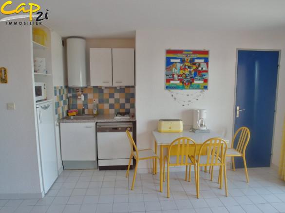 A vendre Le Cap D'agde 340941311 Cap 2i immobilier