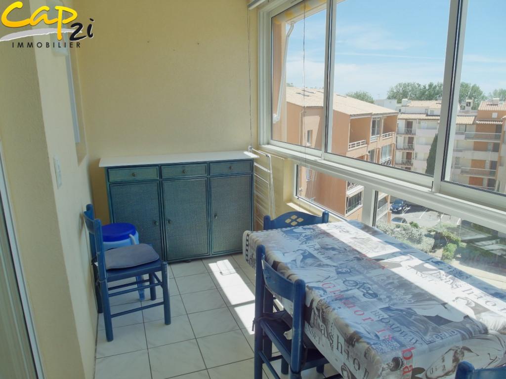 en location saisonnière  Le Cap D'agde | Réf 340941314 - Cap 2i immobilier