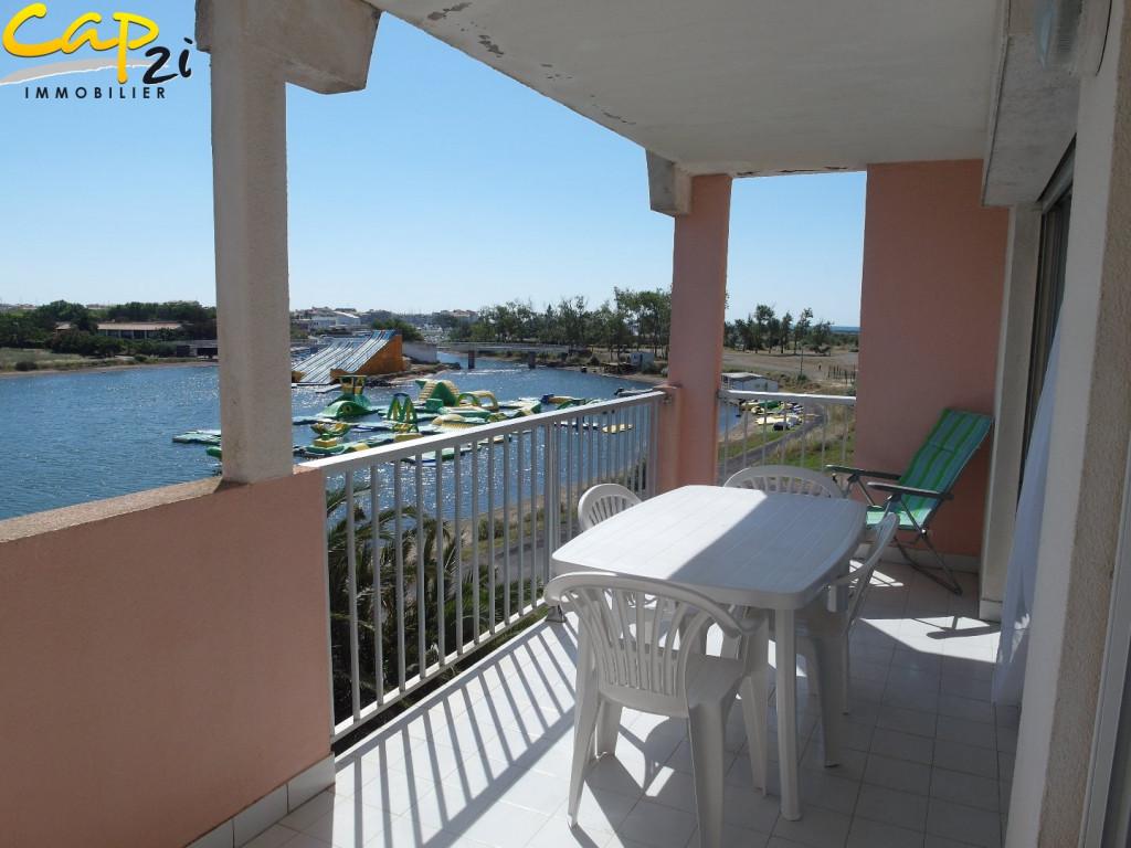 En location saisonnière Le Cap D'agde 340941323 Cap 2i immobilier
