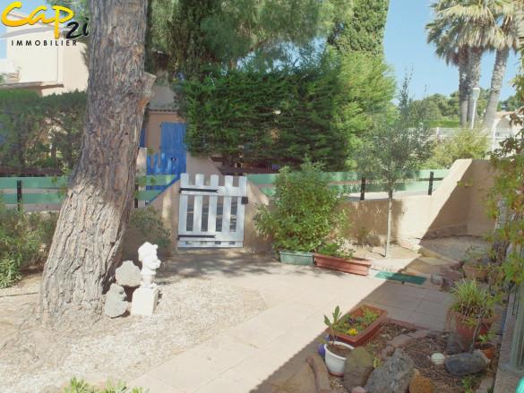En location saisonnière Le Cap D'agde 340941326 Cap 2i immobilier