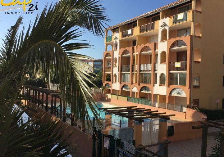 En location saisonnière Le Cap D'agde 340941333 Cap 2i immobilier