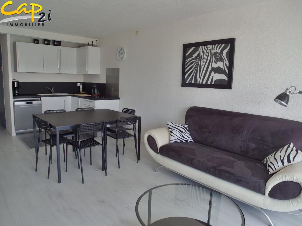 en location saisonnière  Le Cap D'agde   Réf 340941338 - Cap 2i immobilier