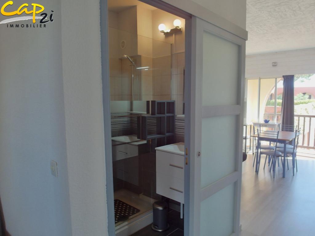 En location saisonnière Le Cap D'agde 340941340 Cap 2i immobilier