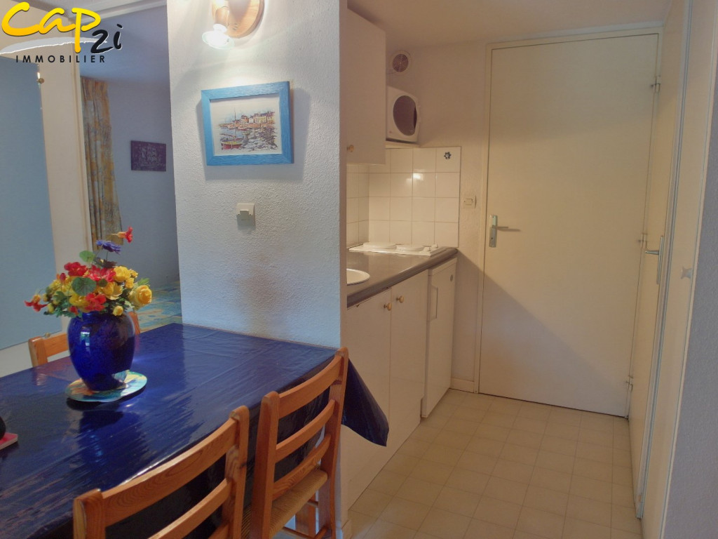 En location saisonnière Le Cap D'agde 340941341 Cap 2i immobilier
