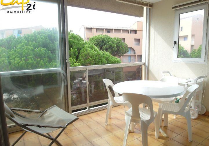 A vendre Le Cap D'agde 340941346 Cap 2i immobilier
