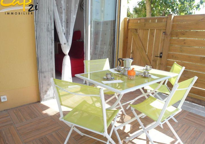 En location saisonnière Le Cap D'agde 340941347 Cap 2i immobilier