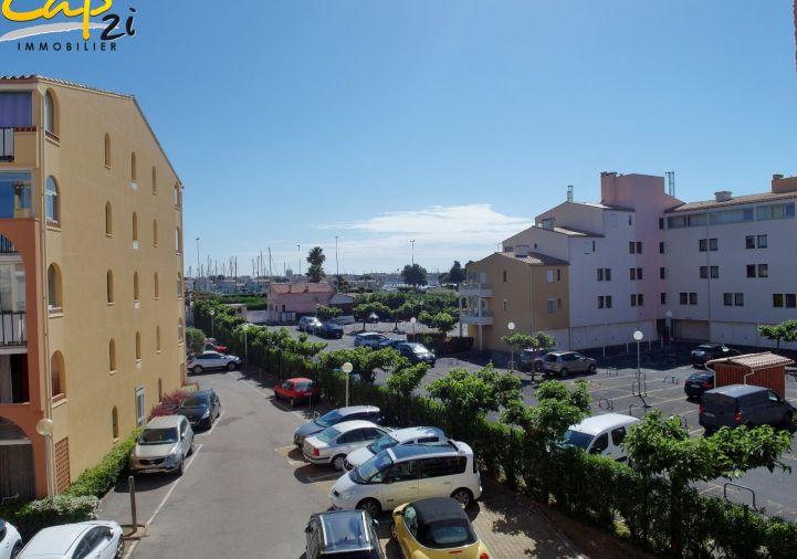 En location saisonnière Le Cap D'agde 340941348 Cap 2i immobilier
