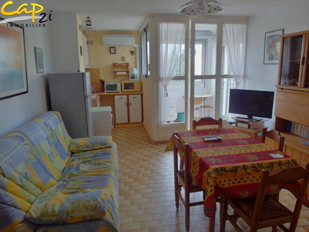A vendre Le Cap D'agde 340941352 Cap 2i immobilier