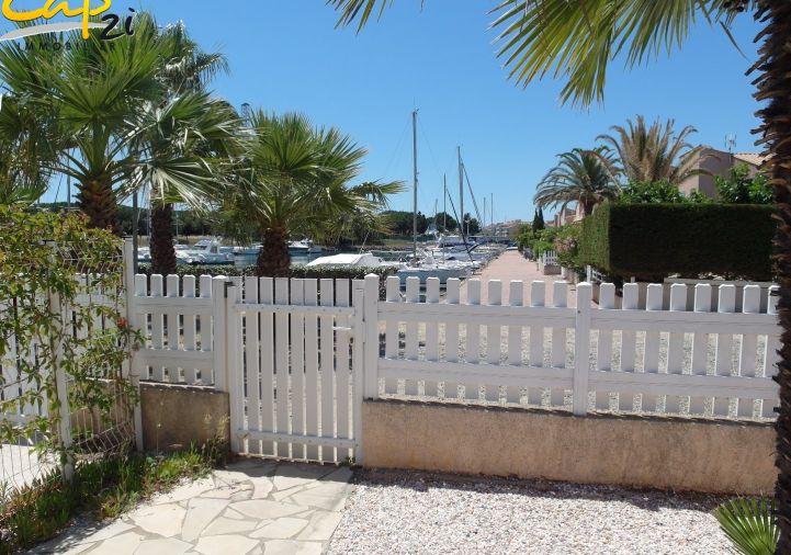A vendre Le Cap D'agde 340941356 Cap 2i immobilier