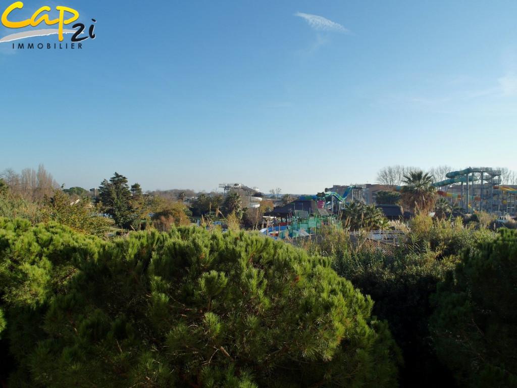 En location saisonnière Le Cap D'agde 340941357 Cap 2i immobilier