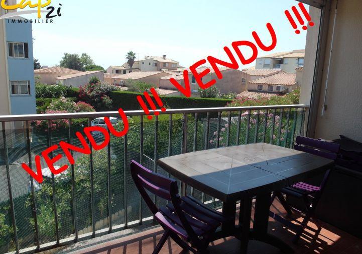 A vendre Le Cap D'agde 340941366 Cap 2i immobilier