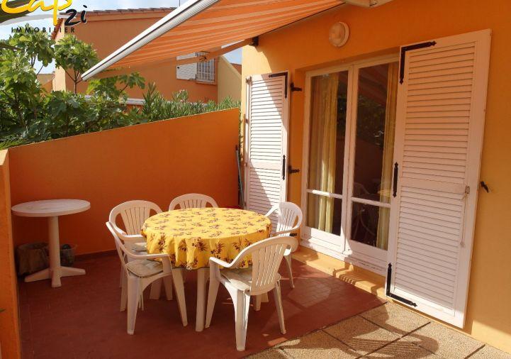 A vendre Le Cap D'agde 340941371 Cap 2i immobilier